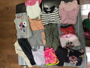 Baby girl clothes  12 to 18 months