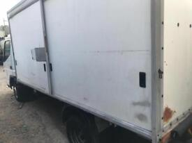 Mitsubishi Canter 3C13 FRIDGE/FREEZER OR CHASSIS CAB 63REG FOR SALE