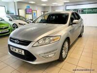 2014 Ford Mondeo ZETEC BUSINESS EDITION 2.0 TDCI (SAT NAV & 2X SERVICES) HATCHBA