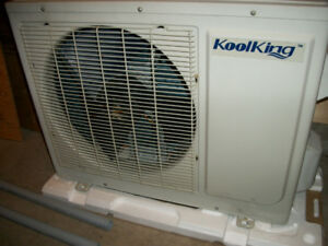 Kool King Ductless Mini Split Heat Pump
