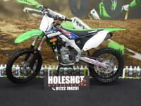 Kawasaki KX250F 2016 Motocross bike Very clean example