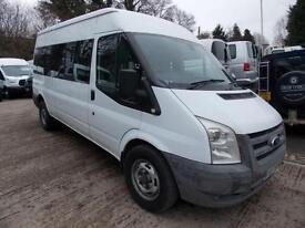 Ford Transit 100PS,15st Minibus,3.5t. Low Miles