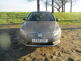 Volkswagen Passat 2.0TDI ( 140ps ) BlueMotion Tech DSG 2011 SE