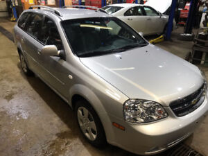 2005 CHEV OPTRA WAGON ONLY 46K - ONE OWNER