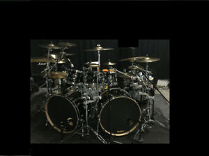 PEARL SSC SESSION CUSTOM DRUMS