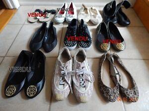 Chaussures pour femme ou ado pointure: 6 et 7 étroit