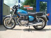 Classic Restored 1978 Honda CB250T Dream in Outstanding Condition