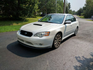Subaru Legacy GT Limited Full Swap STI Twinscroll 2.35L Forgé