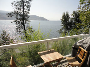 Furnished Peachland Bachelor Suite