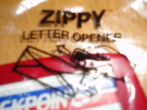 Brand new Zippy Double sided letter opener London Ontario image 2
