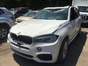 2015 BMW X5 35i M package just in for sale at Pic N Save!