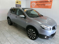 2011 Nissan Qashqai 1.5dCi 2WD N-TEC ***BUY FOR ONLY £43 PER WEEK***