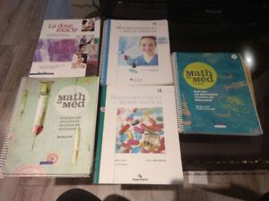 maths en soins infirmiers