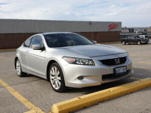 2009 Honda Accord with LOW KM