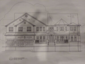 DESIGN, BUILDING PERMIT DRAWING BY TEAM OF LICENSED ARCHITECT