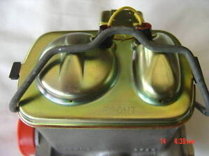 BRAKE MASTER CYLINDERS~GENUINE******1980 NOS  FOR AUSTRALIAN CARS