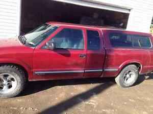 I need to trade my chevy s10