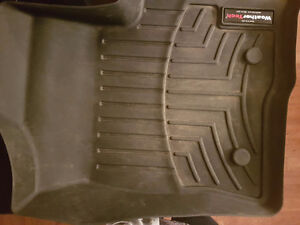 Weather Tech Floor Mats 2014 F-150