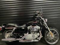 2009 Harley-Davidson XL883C Sportster
