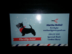The Clip Joint Pet Grooming
