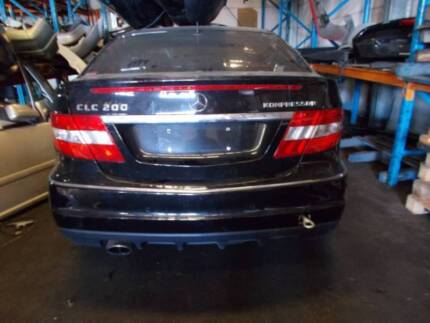Mercedes Benz CLC 200 2008 is now wrecking! CLEARANCE PRICE !! Gladesville Ryde Area Preview