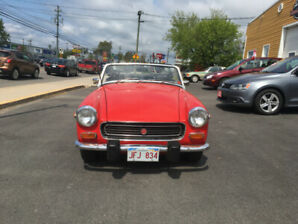 1974 MG Midget Convertible.SUPER NICE CONDITION!!