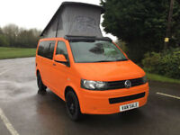Volkswagen TRANSPORTER T32 TDI SWB*140 BHP*4 BIRTH* POP TOP*CAMPER VAN*