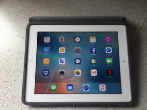 iPad 4 16gb Wi-Fi + Cellular! LIKE NEW