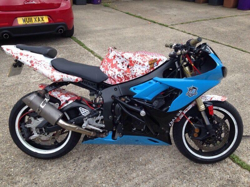 Yamaha r6 stunt bike | in Hitchin, Hertfordshire | Gumtree