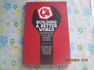 Building a Better World, 3rd edition.