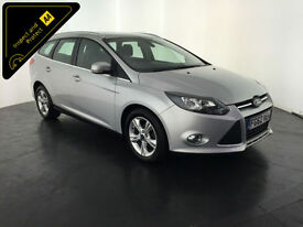 2012 62 FORD FOCUS ZETEC TDCI DIESEL ESTATE SERVICE HISTORY FINANCE PX WELCOME