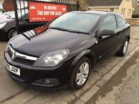2009 VAUXHALL ASTRA SXI, MOT MAY 2017, WARRANTY, NOT FOCUS POLO FIESTA CLIO