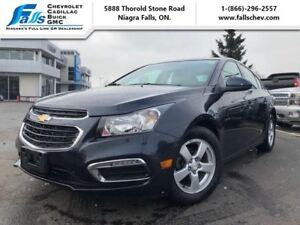 2015 Chevrolet Cruze 2LT  LEATHER,SUNROOF,REMOTE START,REARCAM