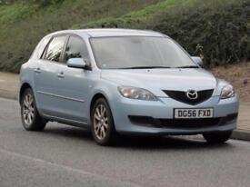 2006/56 Mazda 3 1.6 TS2, 6 MONTHS COMPREHENSIVE WARRANTY