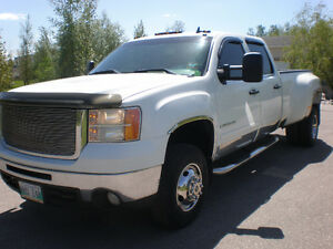 2008 GMC Sierra 3500  HD WT  Dually