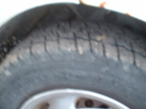 """14"""" Snow/mud tires for sale"""