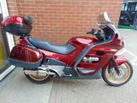 2002(02) HONDA ST1100 PAN EUROPEAN
