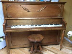 piano antique à vendre