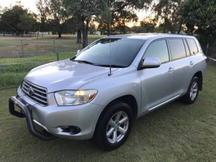 Toyota Kluger 2008 2WD