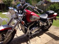 Suzuki vz 800 marauder