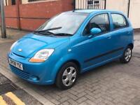 Chevrolet Matiz 1.0 SE 2008 5 door, low miles