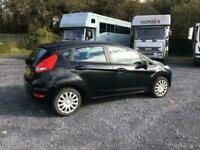 2012 Ford Fiesta 1.25 Edge 5dr [82] HATCHBACK Petrol Manual