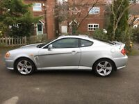 Hyundai Coupe 2.0 SE - Only 76600 miles - Long MOT - Full Service History - Great Condition