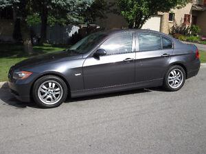 2007 BMW 3-Series 323 Sedan West Island Greater Montréal image 1