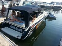 Searay 24` avec cabine