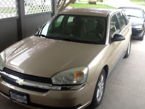 2004 Chevy Hatchback - REDUCED Must Sell