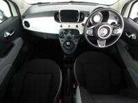 2017 Fiat 500 1.2 Mirror 3dr HATCHBACK Petrol Manual