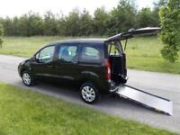 2012 Citroen Berlingo 1.6 Hdi ONLY 20K Wheelchair Accessible Disabled Access WAV
