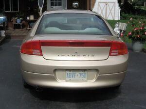 1999 Chrysler Intrepid Sedan