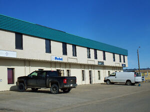 Drayton Valley Office and Warehouse for Lease